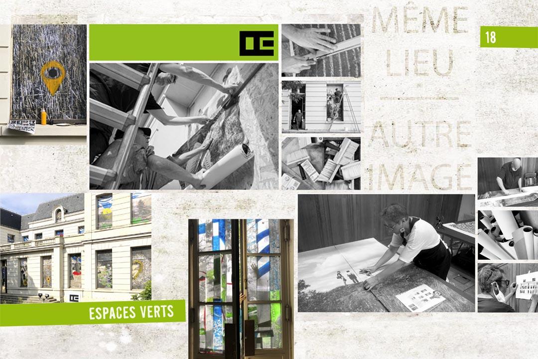 Même Lieu Autre Image 18 - création collective du Collectif Mauvais Oeil